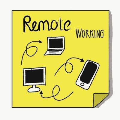 Remote Working - Boost2Rethink