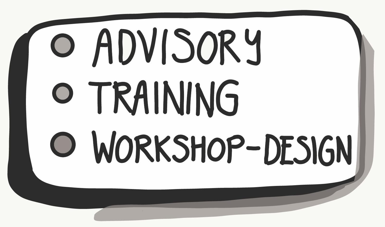 Boost2Rethink - Workshop Facilitation, Training und Advisory